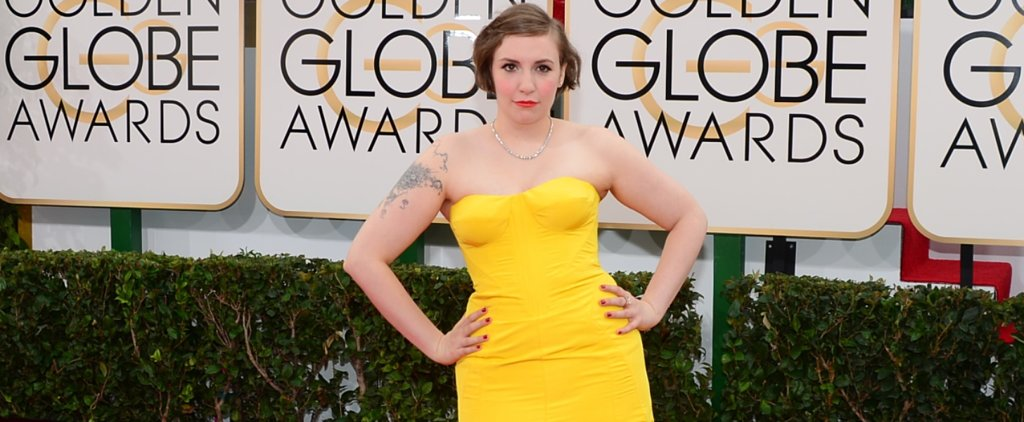 So, This Is How Lena Dunham Prepared For Her Vogue Shoot