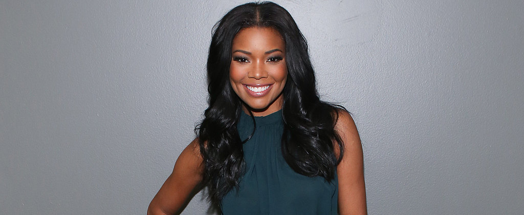 "Gabrielle Union Says She's on the ""Porn Diet"""