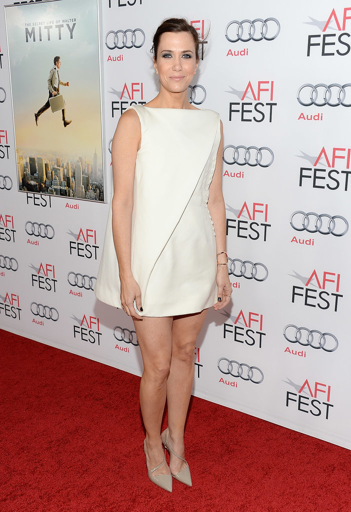 Kristen Wiig at the Hollywood Premiere of The Secret Life of Walter Mitty