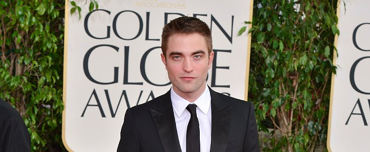 Robert Pattinson Gets His Fragrance Fix in the Shower