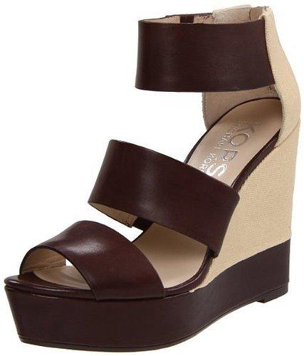 Amazon.com: KORS Michael Kors Women's Collie Wedge Sandal: Shoes