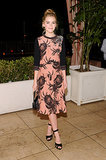 Kiernan Shipka at the Elle Women in Television Celebration
