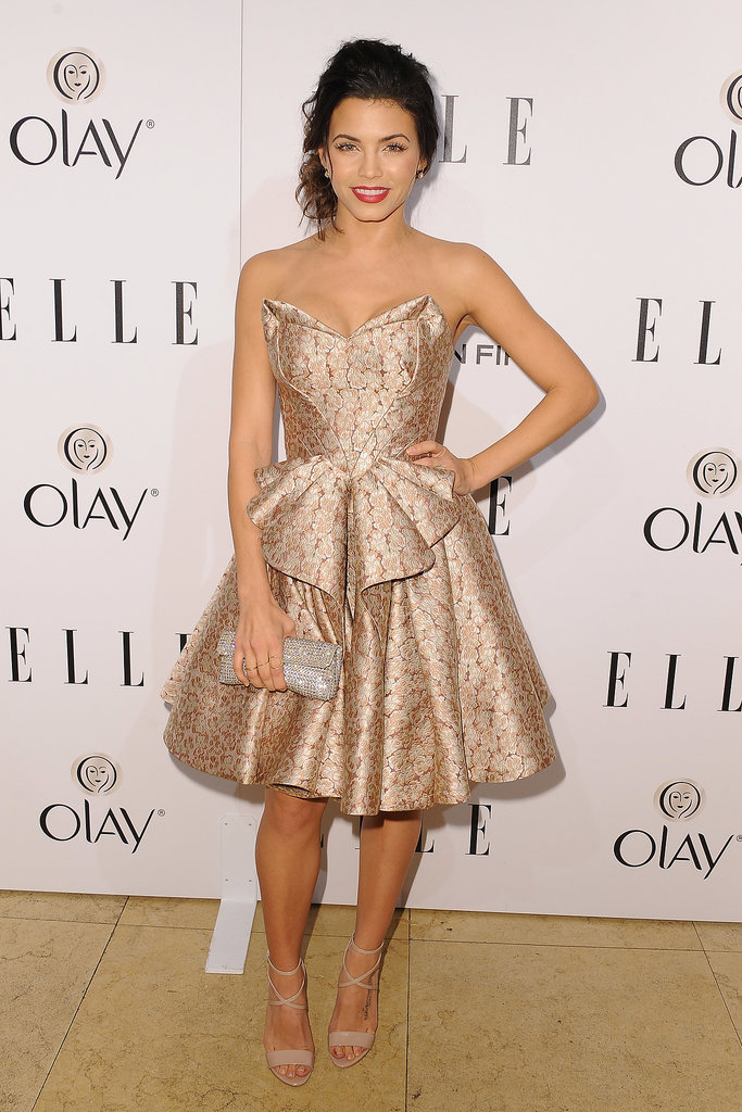 Jenna Dewan at the Elle Women in Television Celebration