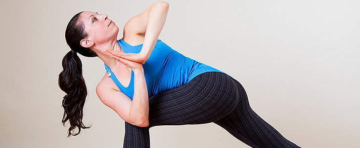 Open Up Tight Shoulders With a Quick Yoga Sequence