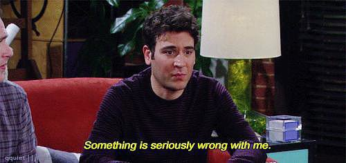 7. Ted Mosby, How I Met Your Mother