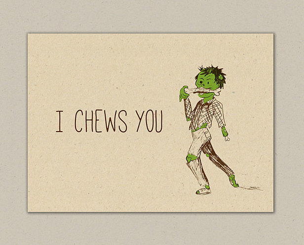 I chews you ($3)