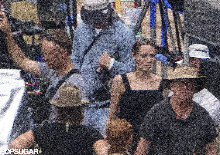 Angelina Jolie Is One Serious Director