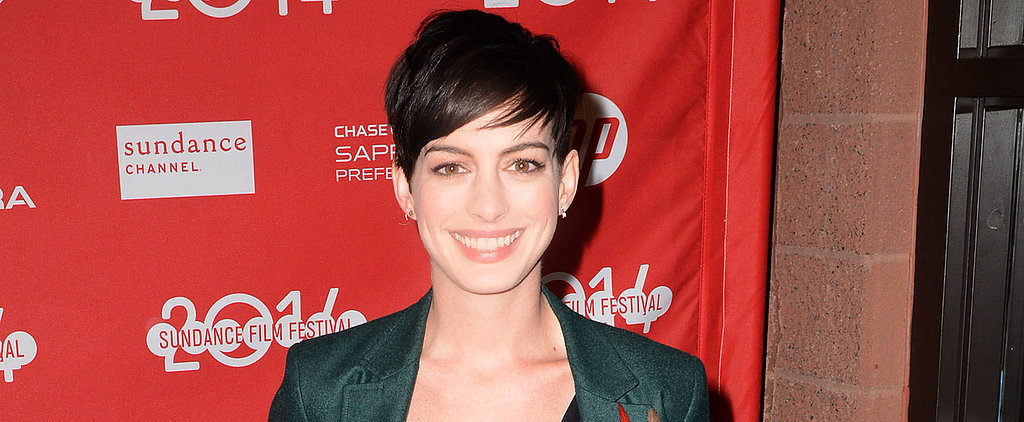 "Find Out Why Anne Hathaway ""Needed a Break"""