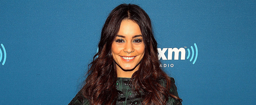 Vanessa Hudgens Shares a Different Kind of Weight Secret