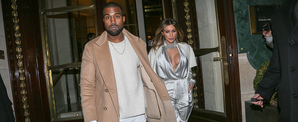 Just Admit It — You're Curious About Kim and Kanye's Wedding Too
