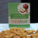 Best Sweet Snack: Thinkfruit Cinnamon Apple Slices