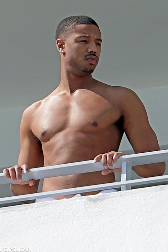 Michael B Jordan Photos