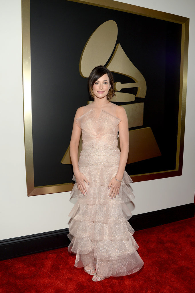 Kacey Musgraves at the 2014 Grammy Awards.