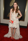 Sara Bareilles at the Grammys 2014