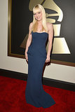 Anna Faris at the Grammys 2014