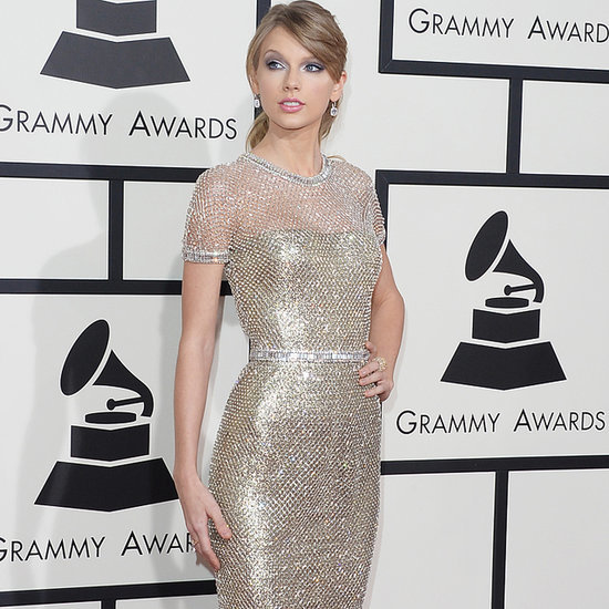 2014 Grammy Awards Style: Taylor Swift in Gucci