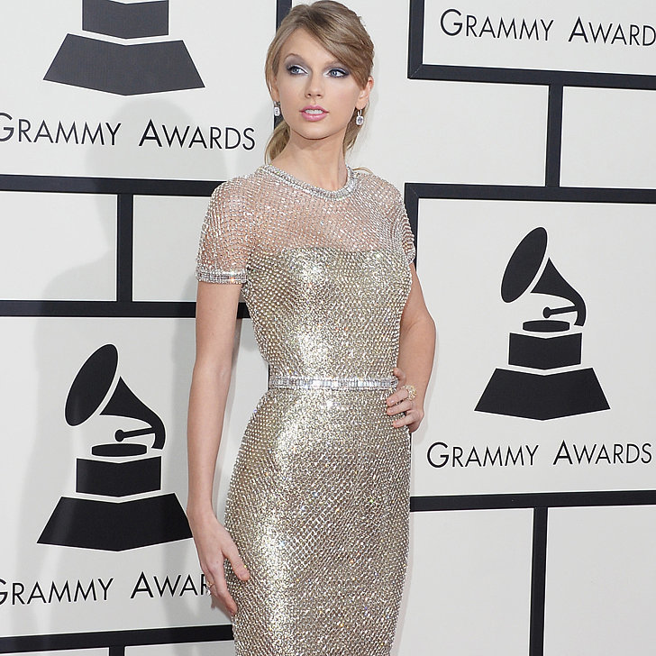 Taylor Swift's Dress at Grammys 2014