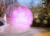 Glinda's Bubble in The Wizard of Oz