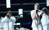 Imagine Dragons and Kendrick Lamar