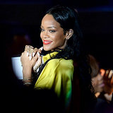 Celebrities, Musicians At 2014 Grammys Pre-Parties: Rihanna