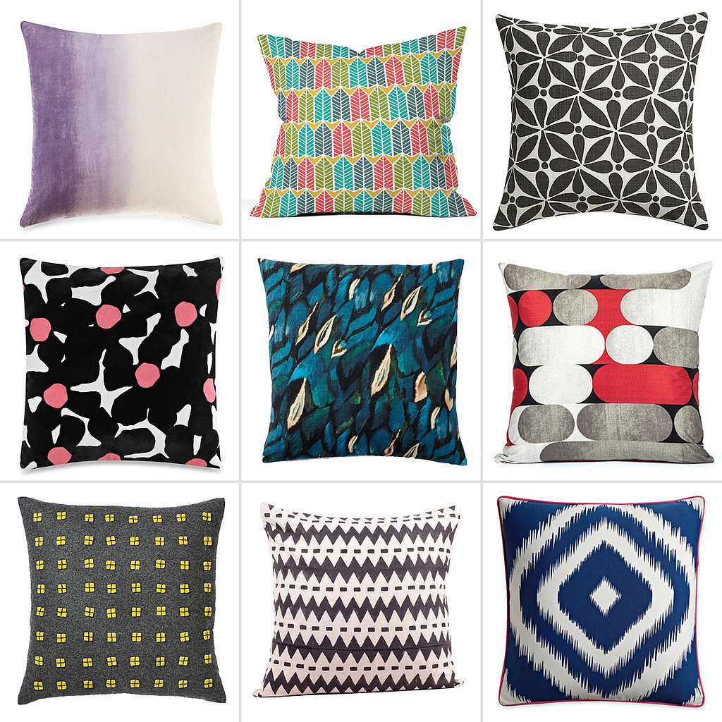 25 Stylish Pillows (All Under $25!)