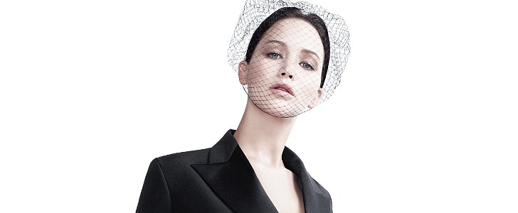 Get Ready For a Few More Years of Jennifer Lawrence in Dior