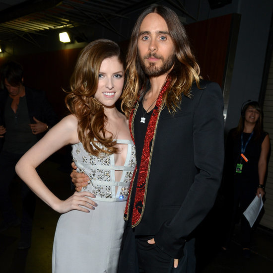 Celebrities Backstage at the Grammy Awards 2014
