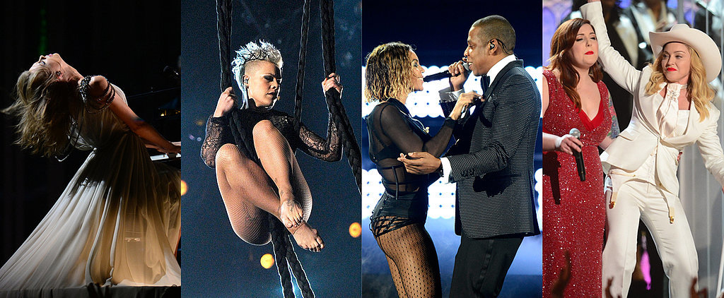 See All the Action From the Grammys Stage