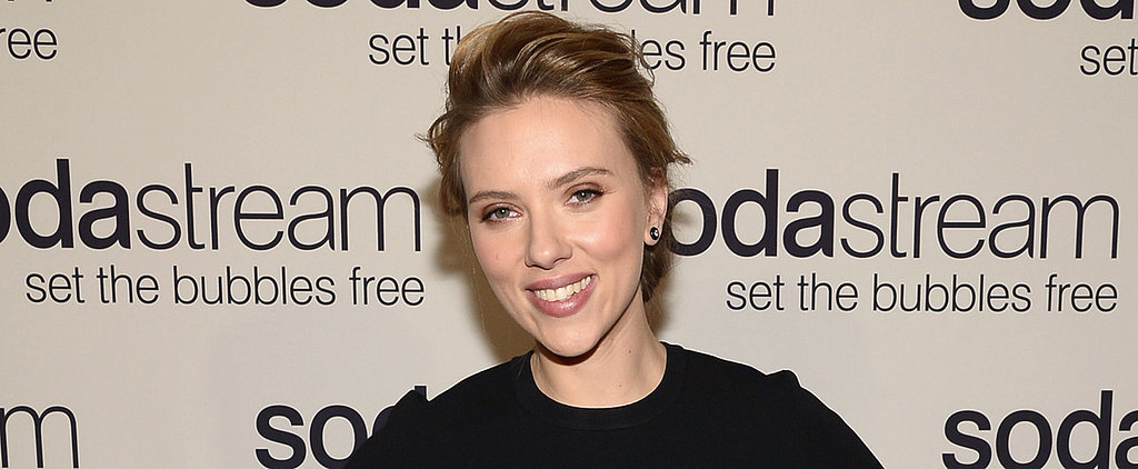 Get a Glimpse at Scarlett Johansson's Super Bowl Spot