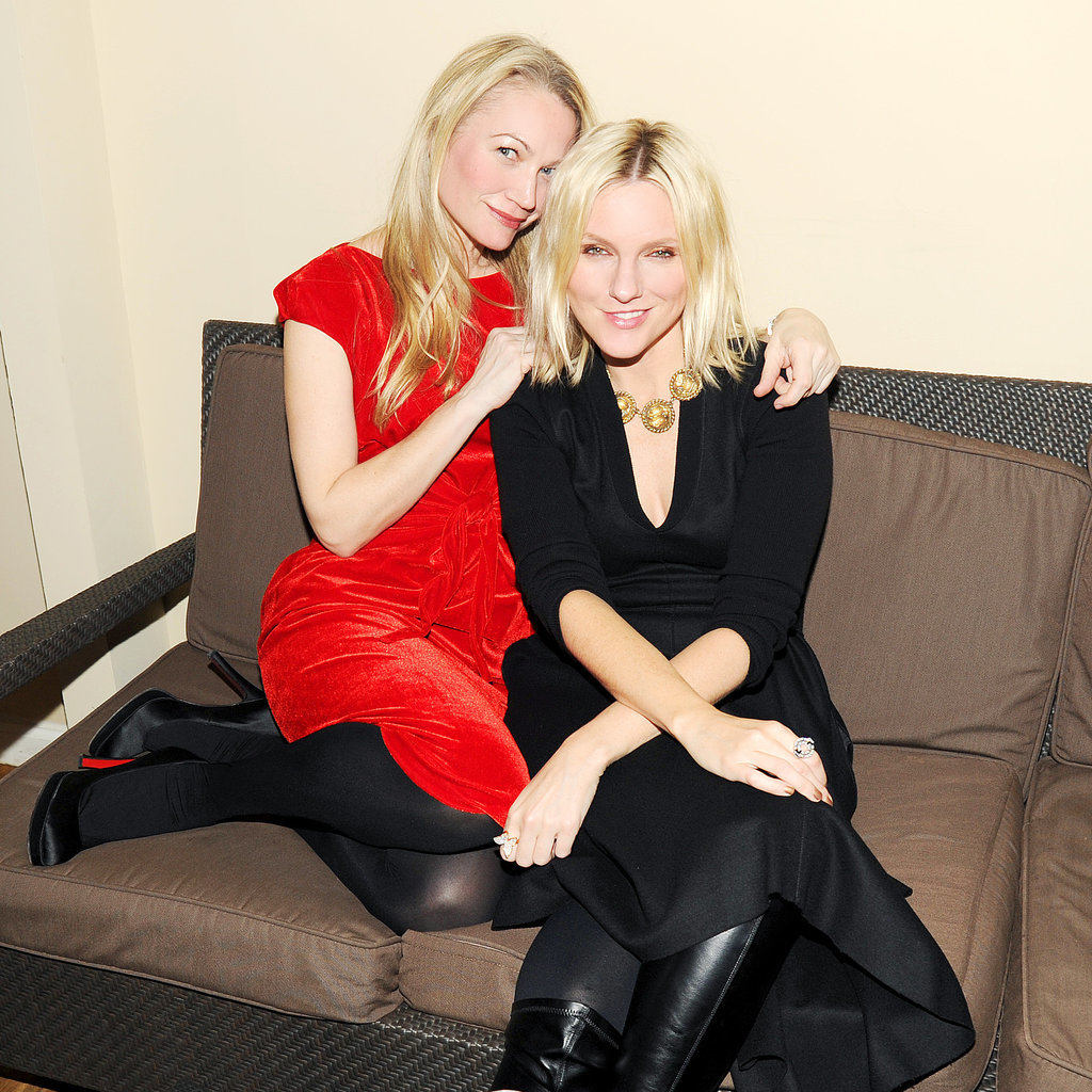 Sarah Wynter and Laura Brown at the G'Day USA Gala.