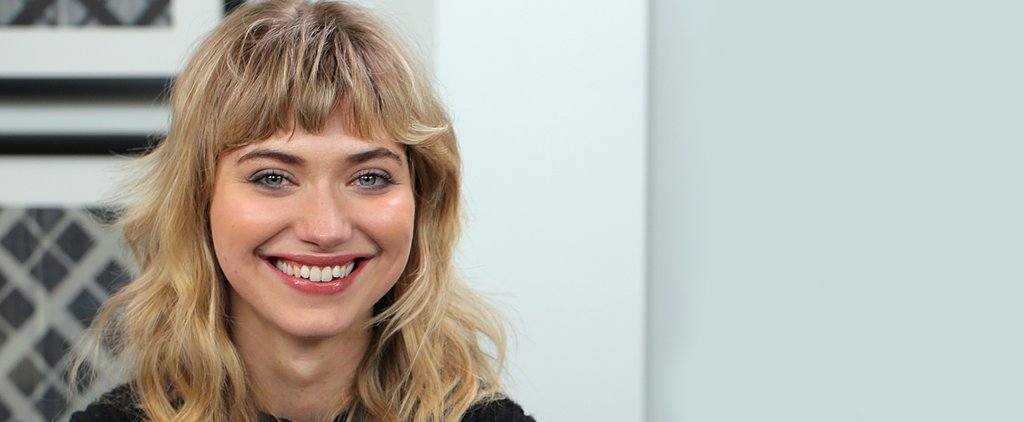"Imogen Poots Jokes That Shooting With Zac Efron Was ""Brutal!"""