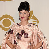 Katy Perry With a Fringe at Beatles Tribute