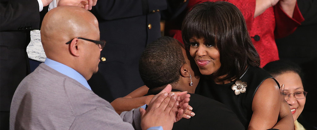 Who Gets to Sit With the First Lady at the State of the Union?