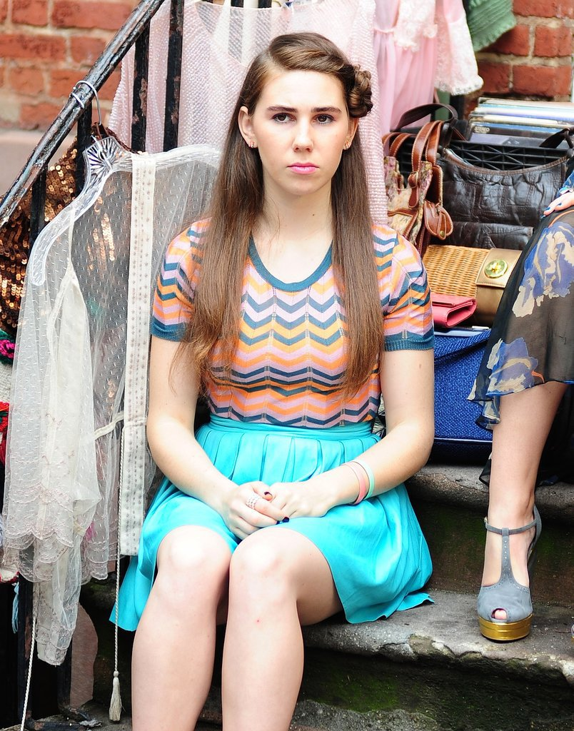 Why Shoshanna From Girls Is the Ultimate Pinterest Beauty Queen