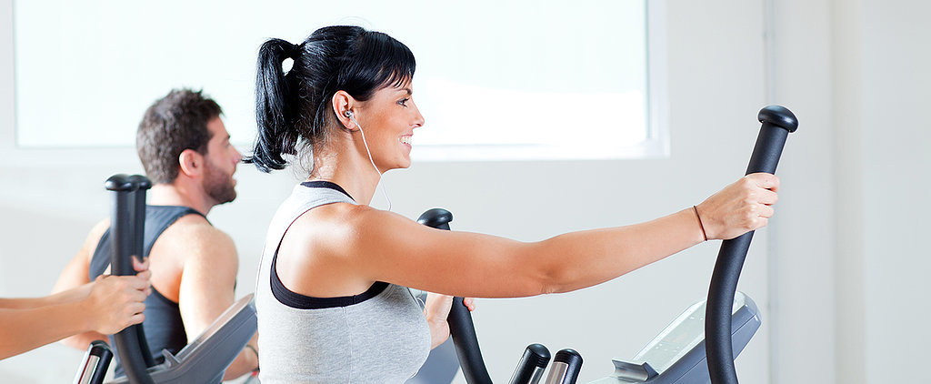Blast Through Calories on the Elliptical With a Killer Soundtrack