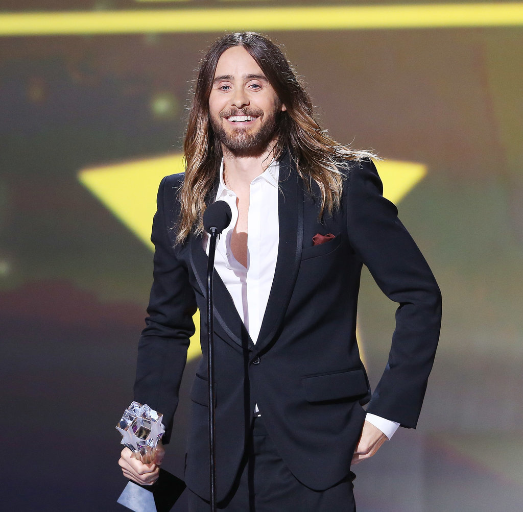 Best Crush Comeback: Jared Leto