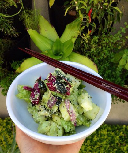 Avocado-Hemp Salad