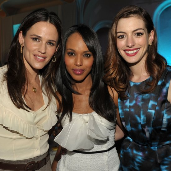 Kerry Washington and Her Celebrity Friends
