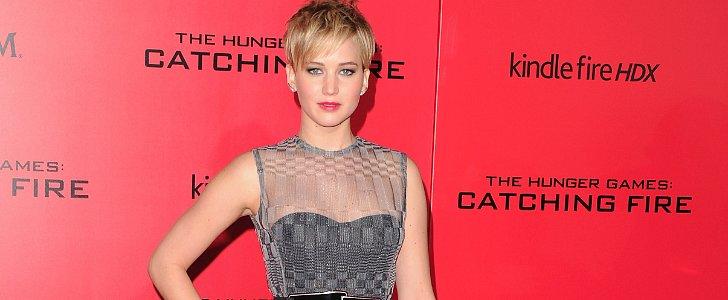A Bag of Doritos Almost Doomed a Jennifer Lawrence Look!