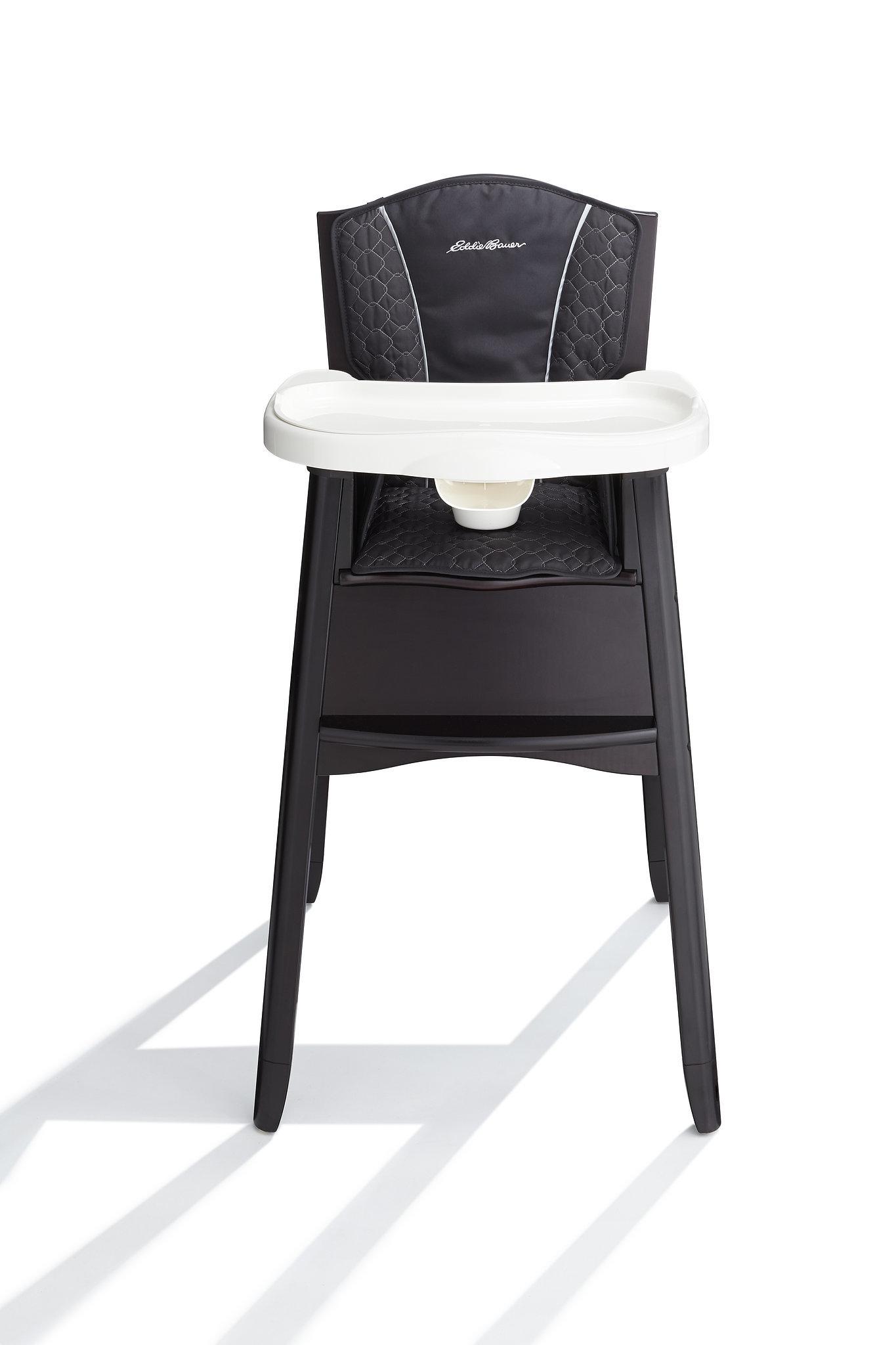 Eddie Bauer High Chairs Eddie Bauer Wooden High Chair Three-in-one wood high chair