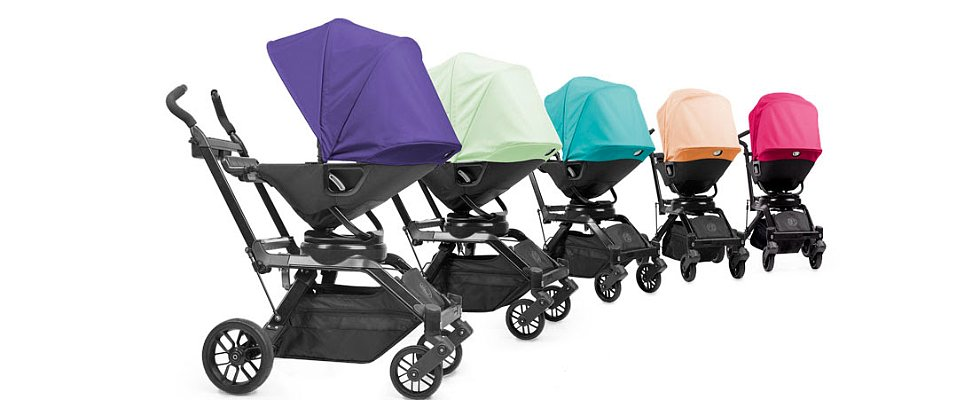 There's a New Ride in Town: Meet the Orbit Baby G3
