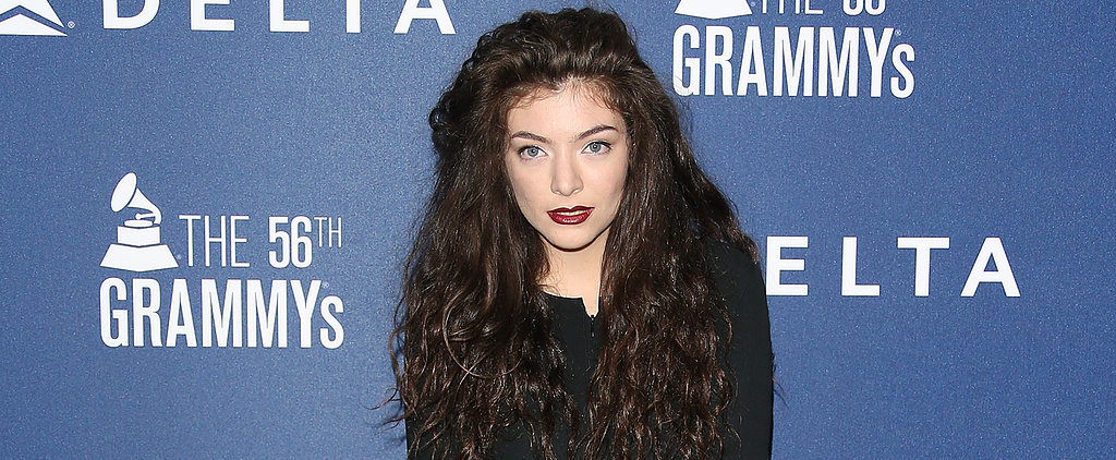 Wondering How Old Lorde Actually Is?