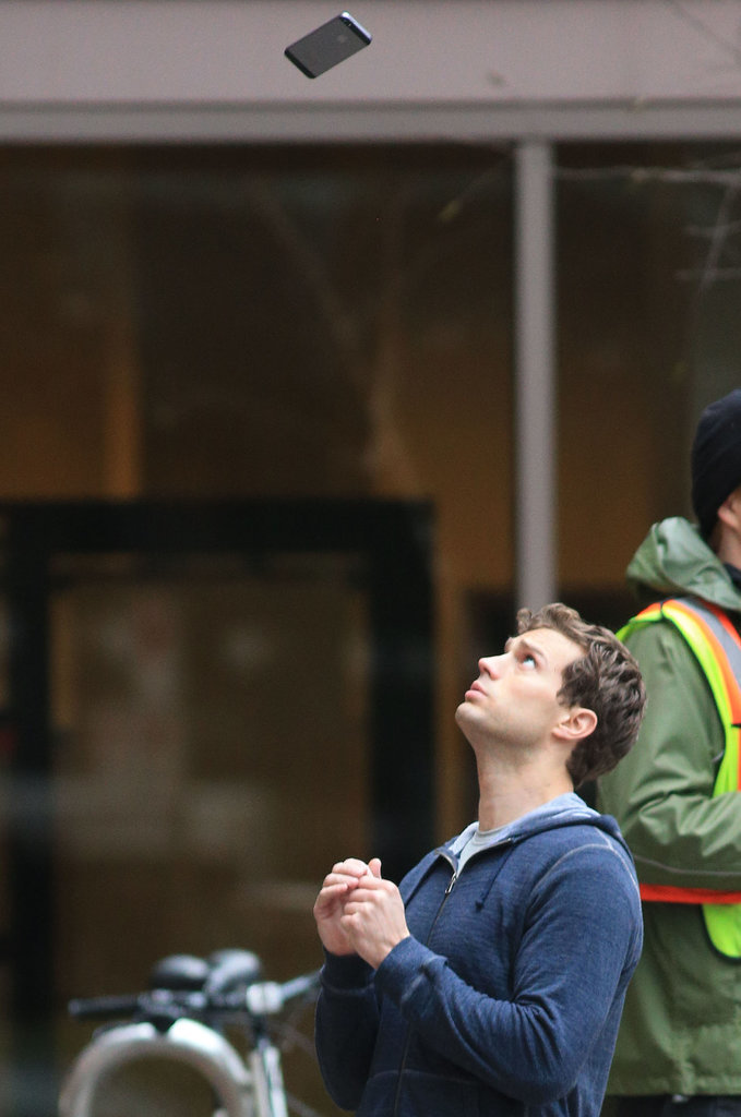See the Sexy Pictures From the Fifty Shades of Grey Set