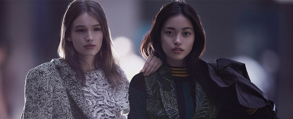 First Look: Cue Autumn Winter 2014