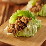 Chinese Chicken Lettuce Wraps (No Carbs)