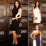 Celebrities at David Jones Autumn Winter 2014 Launch