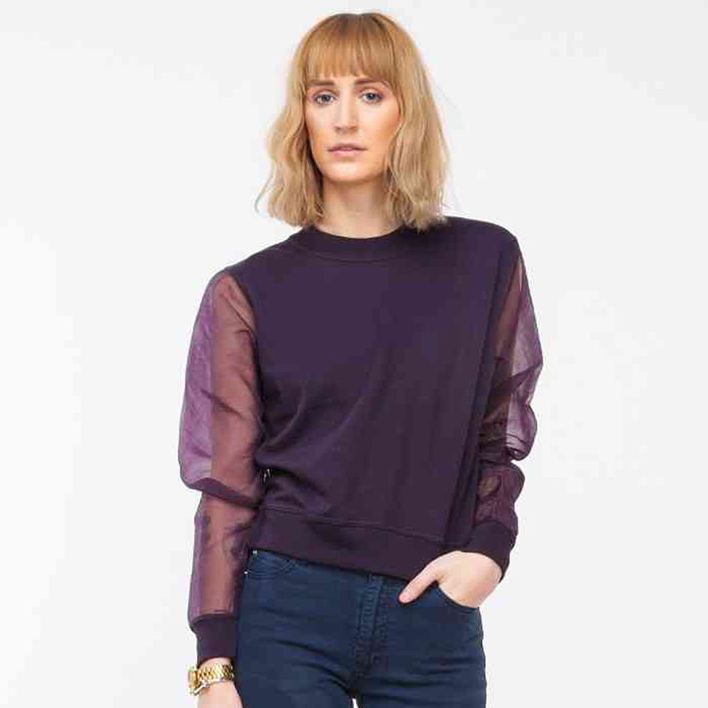 Cheap Monday Shrug Sweatshirt