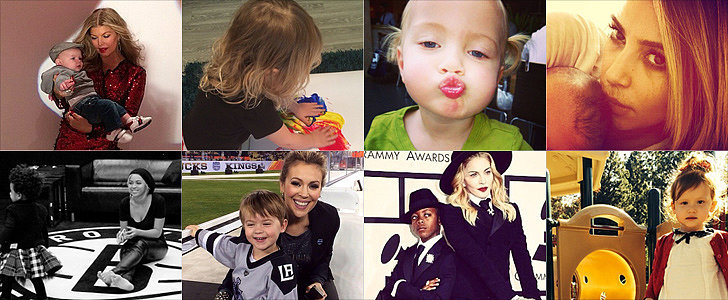 Blue, Milo, Axl, and More: Celeb Parents' Best Photos of the Week
