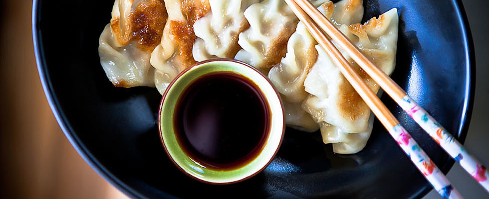 Chinese New Year: Cook-Up Alvin Quah's Pork Gyoza