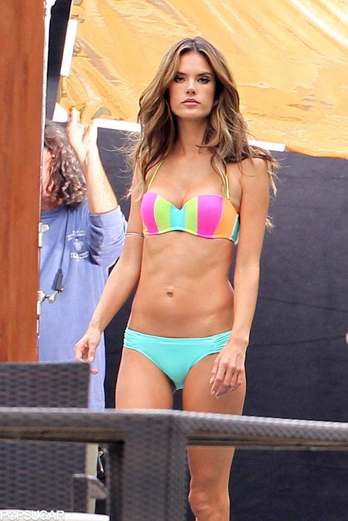 Alessandra Ambrosio Photos